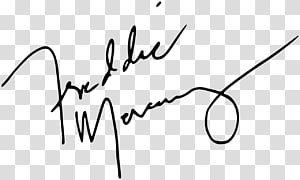 Tribute Freddie Mercury Queen Autograph Innuendo A Night At The Opera Queen Transparent Backg Transparent Background Freddie Mercury Tribute Concert Clip Art