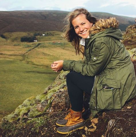 #LLBean Boots hanging out in Iceland