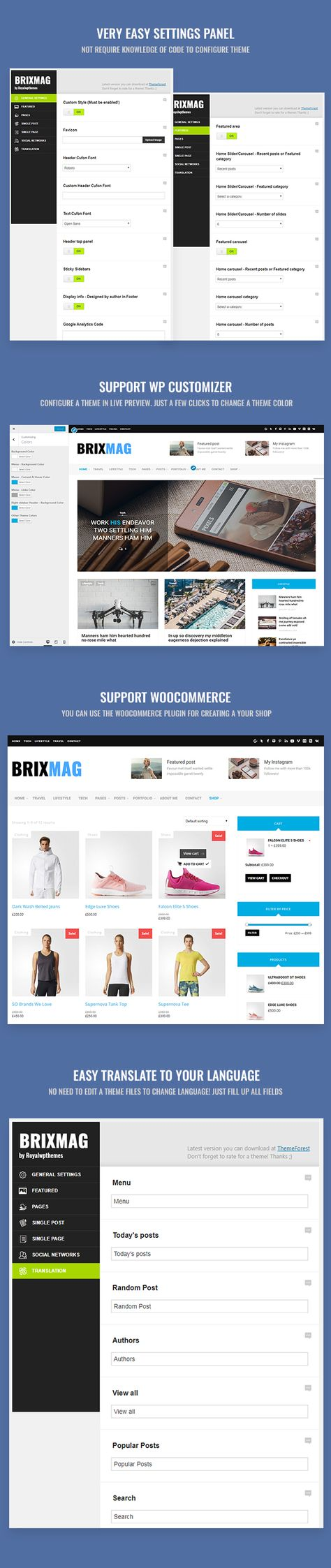 Voix - Personal Blogging WordPress Theme for Storytellers ...