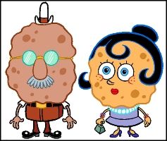 Image result for spongebob's parents