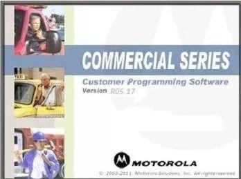 ENTEL RE CHILLAN -- Motorola Commercial Series Customer Programming