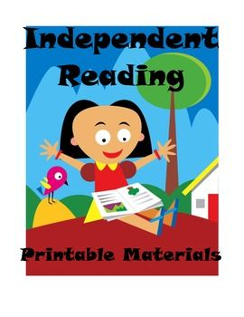Help your students stay on top of their independent reading assignments and goals by implementing these printable worksheets in your classroom.  **These worksheets can be used to guide reading in just about any classroom. It is not limited to just the English/Language Arts classroom**  Many of the sheets are applicable to **all ages** of students. The written assignments are geared more toward upper-level junior high and high school.