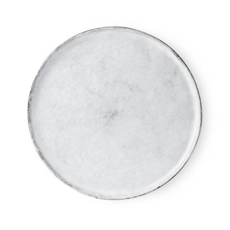 Bold & Basics Dinner Plate White