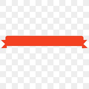 Red Ribbon Border Material Red Flat Ribbon Png Transparent Clipart Image And Psd File For Free Download Ribbon Png Red Ribbon Clip Art