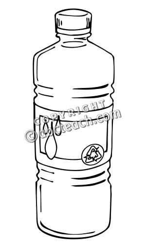 Bottled Coloring Pages Water 2020 Water Bottle Bottle Bible