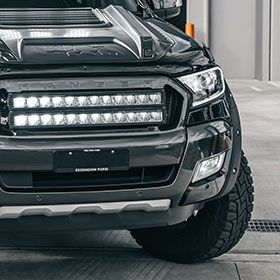 Stedi Blog Ford Ranger Led Upgrade Guide In 2020 Led Light