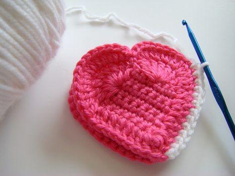 Idee Per San Valentino Uncinetto
