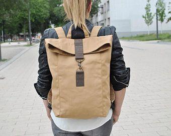 Linkt Minimal Backpack Tassen Handmade Handgemaakte Leren Design 4LRAqc35j