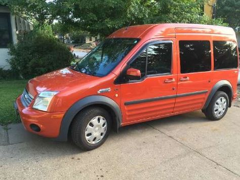 2013 Ford Transit Connect Campervan In Anoka Mn Rvs For Sale