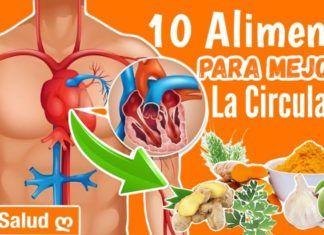 Remedio Casero 10 Alimentos Para Mejorar La Circulación Remedios Para La Circulacion Alimentos Para La Circulacion Circulacion