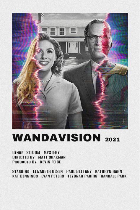 Wandavision by scarlettbullivant