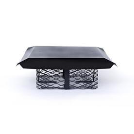 Product Image 1 Galvanized Steel Chimney Cap Metal Fireplace