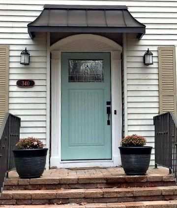It S Astonishing Discover These 17 Good Ideas All Pertaining To Frontdoorspaint In 2020 Door Awnings Custom Awnings Door Canopy Designs