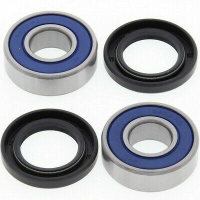 Pro Braking PBR8154-SIL-BLU Rear Braided Brake Line Silver Hose /& Stainless Blue Banjos