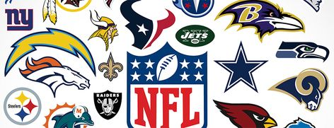 Design Grades for each NFL Team Logo