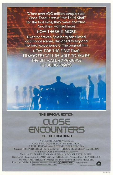 Close encounters of the third kind aliens in light aliens close encounters of the third kind aliens in light aliens pinterest films fandeluxe Document
