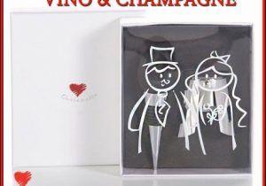 Bomboniere Utili Cresima Elegante Bomboniere Solidali Set 2 Tappi Vino E Champagne Cuorematto Bomboniere Bomboniere Utili Idee Creative
