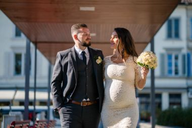 Zivile Trauung Stadthaus Uster Hochzeitsfotograf Alex Trauung Hochzeitsfotograf Brautpaar