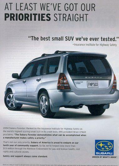 Subaru In 2020 Subaru Subaru Forester Best Small Suv