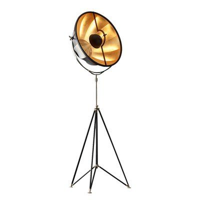 17 Stories Bicknell 79 Tripod Floor Lamp In 2020 Tripod Floor Tripod Floor Lamps Floor Lamp