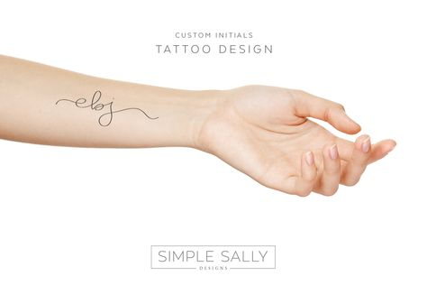 Tattoo Simple Sally