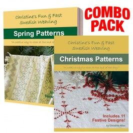 Combo Pack on SALE! See more at www.funandfastpatterns.ca  Click on Fun & Free and go to Christine's Blog for more info on the SALE!