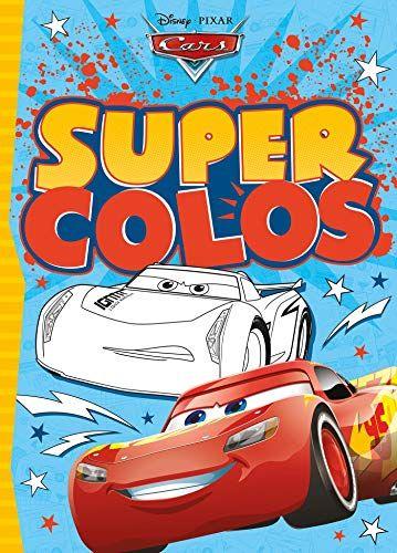 Livre Audio Cars Super Colo De Disney Pixar Telecharger En