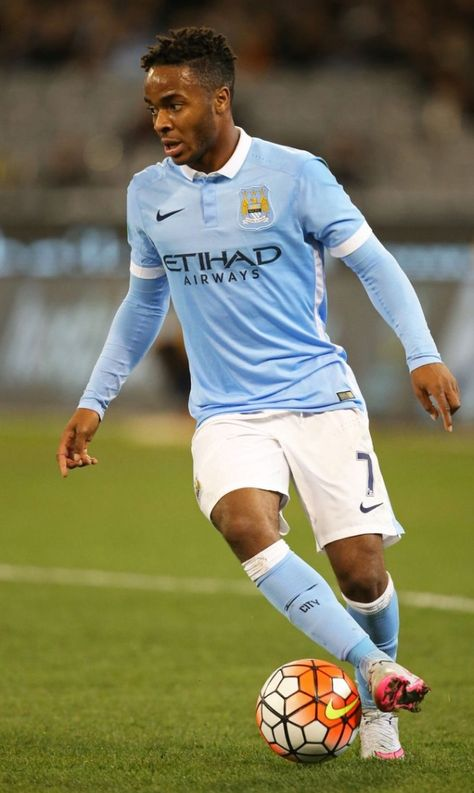 Raheem Sterling, MCFC