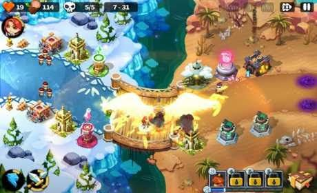 Hero Defense King Is A Strategy Game For Android Download Last Version Of Hero Defense King Apk Mod Unlimited Money Game Download Free Offline Games Mod App