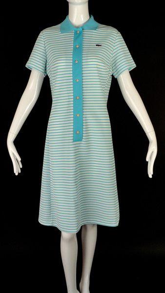 7a5fa168e69a9 lacoste blue striped polo dress sale   OFF73% Discounts