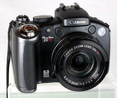 H0td0g Most Attractive Canon Powershot S5 Is 8 Meg Digital Camera Powershot Digital