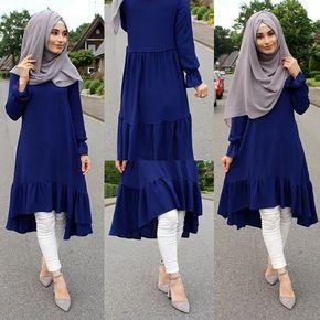 Rabattgutschein niedrigster Rabatt ankommen Tunika - www.misselegance.de   Dress Girl   Muslim fashion ...