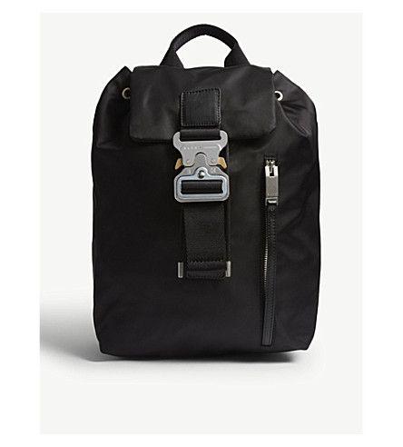 4a4f9643 ALYX Tank nylon backpack. #alyx #bags #leather #lamp #nylon #backpacks #