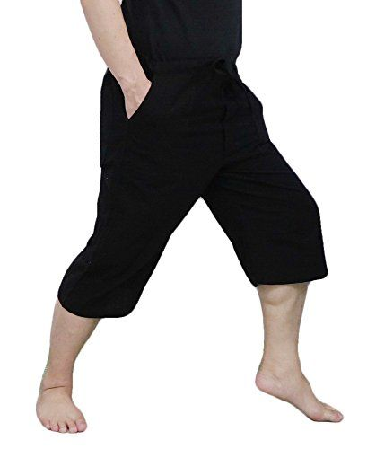 Spicy Served 3 4 Pants Men Women Unisex Cotton Casual Drawstring Loose Capri Yoga Pajama Free Pants For Women Cotton Drawstring Fashion Clothes Women
