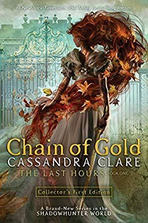 Download Pdf Epub Chain Of Gold 1 The Last Hours By