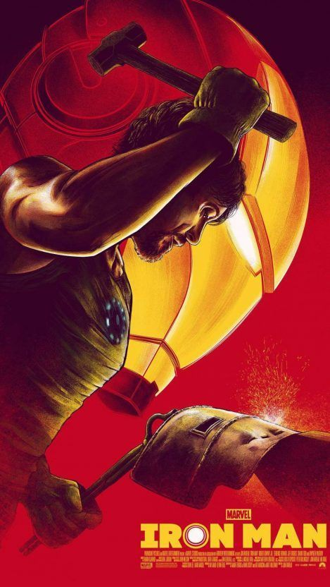 History Of Iron Man Iphone Wallpaper Iron Man Poster Marvel Movie Posters Iron Man
