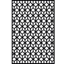 Sichtschutz Und Wanddekoelement Cubism Kunststoff 180 X 120 Cm Schwarz Bei Hornbach Kaufen In 2020 Zierblenden Sichtschutz Im Freien Sichtschutz
