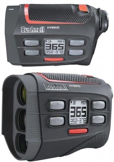 Golf Accessories 181128: Bushnell Hybrid Laser Rangefinder +