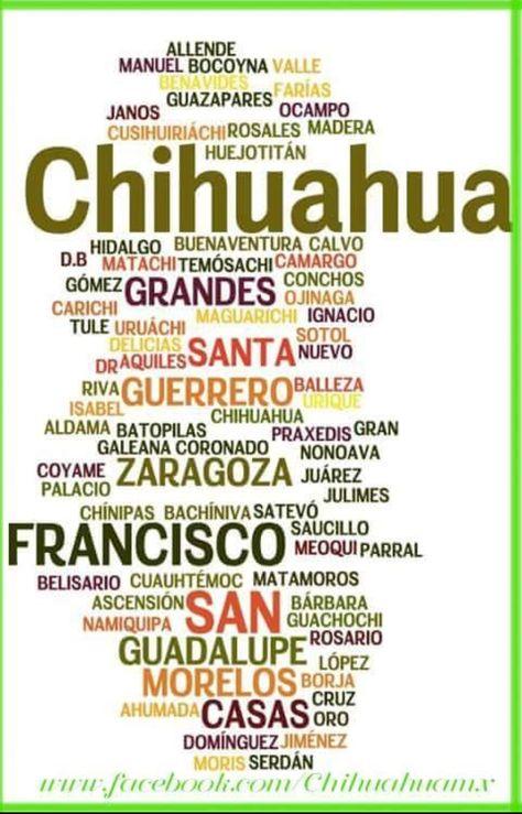 El Estado Grande Chihuahua Buenaventura Zaragoza