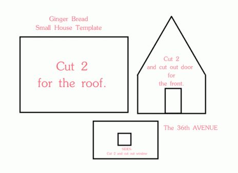 Ginger Bread Recipe In 2020 Gingerbread House Patterns