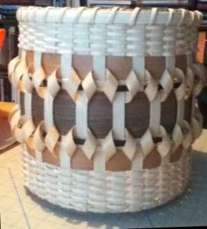 Simply Elegant Basket