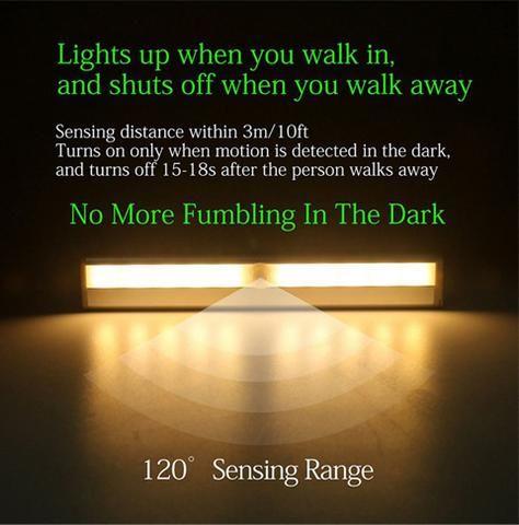 Led Closet Light In 2020 Closet Lighting Led Closet Light