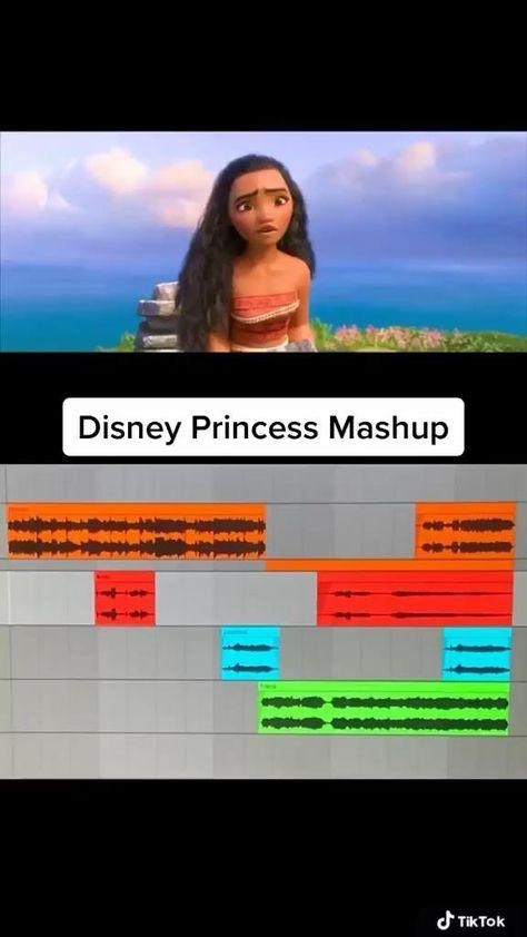 Disney Princess'👑