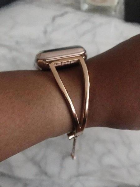 Apple Watch Series 5 4 3 2 Band, Luxury