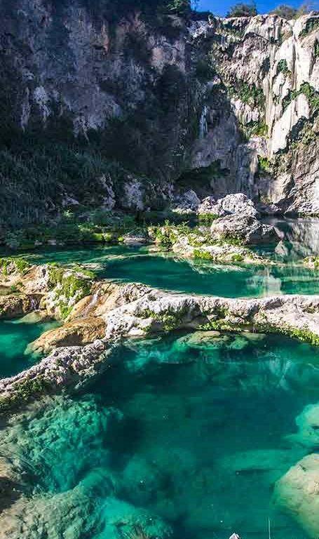 Les 8 Meilleures Choses A Faire A Huasteca Potosina Au Mexique Beautiful Landscapes Nature Trippy Wallpaper