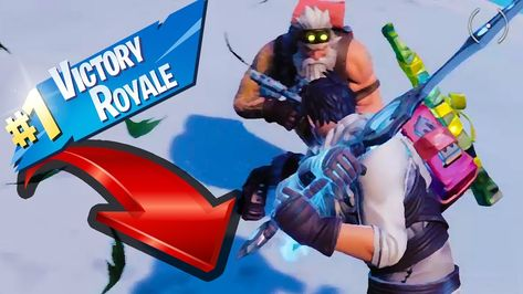 My Victory In A Explorer Pop Up Cup With An Infinity Blade Sword