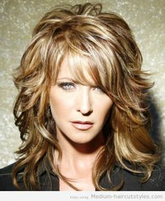 2015 Medium Length Haircuts For Women Over 40 | 2015 Hairstyles ...