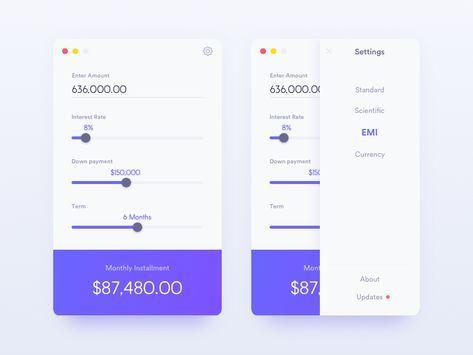 Pin Su Loans And Calculators