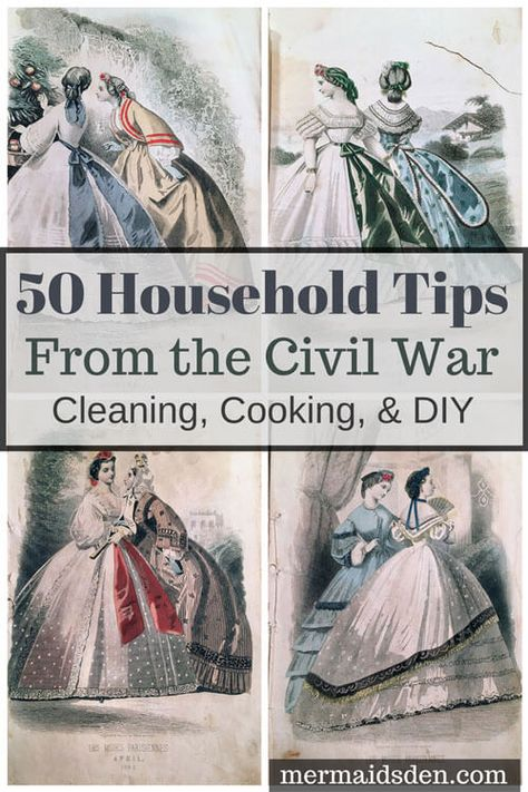 Bizarre Civil War Era Household Tips: Cleaning, Cooking, and DIYYou can find Civil war quilts and more on our website.Bizarre Civil War Era Household Tips: Cleaning, C. American Revolutionary War, American Civil War, American History, Captain American, War Recipe, Civil War Quilts, Civil War Art, History Magazine, Civil War Photos