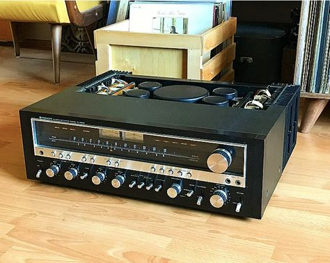 Pioneer SX-1250 Stereo Receiver
